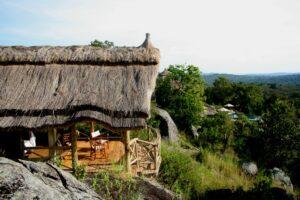 Mihingo Lodge Zimmer
